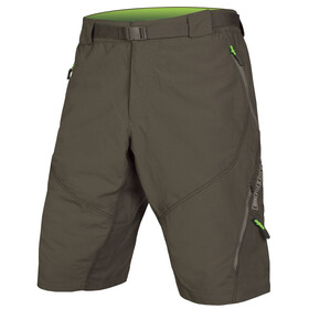 Endura Hummvee II Cycling Shorts Men brown